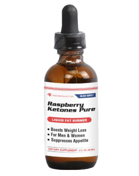 Raspberry Ketones Pure Liquid Fat Burner Review