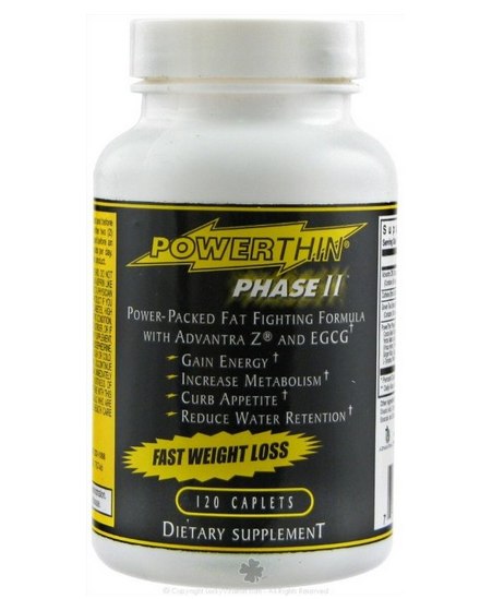 Powerthin Phase Ii Review Does It Work Pill Reviews