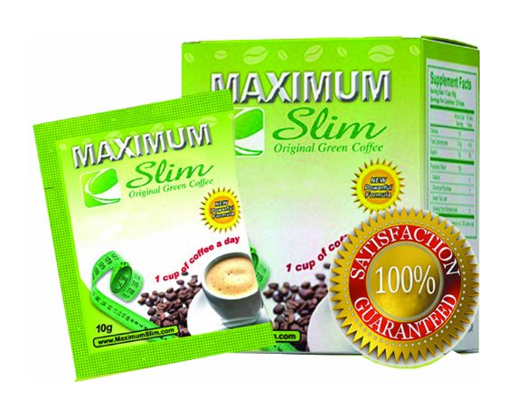 Maximum Slim Original Green Coffee Review | Diet Pill Reviews