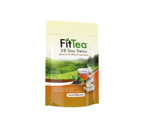 Fit Tea Weight Loss Detox Review | Formula, Side Effects