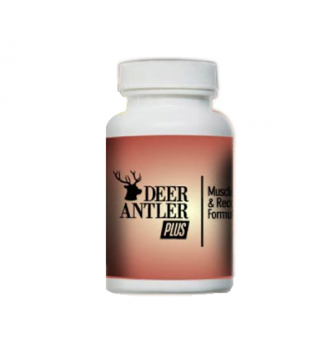 Deer Antler Velvet Extract Pre Workout Patches Eoua Blog