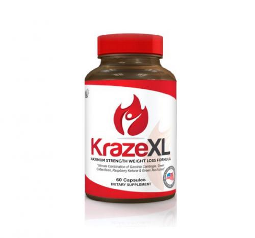KrazeXL Fat Burner Review (2019 Update) - GottaHaveFit.com