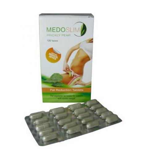 MedoSlim Prickly Pear Fat Binder Review
